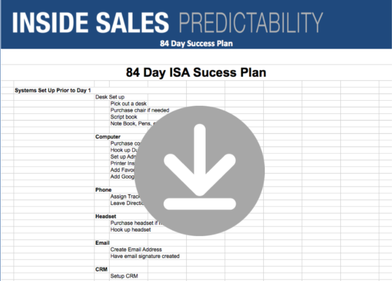 Inside Sales Predictability   84 Day Onboarding   Instapage.png